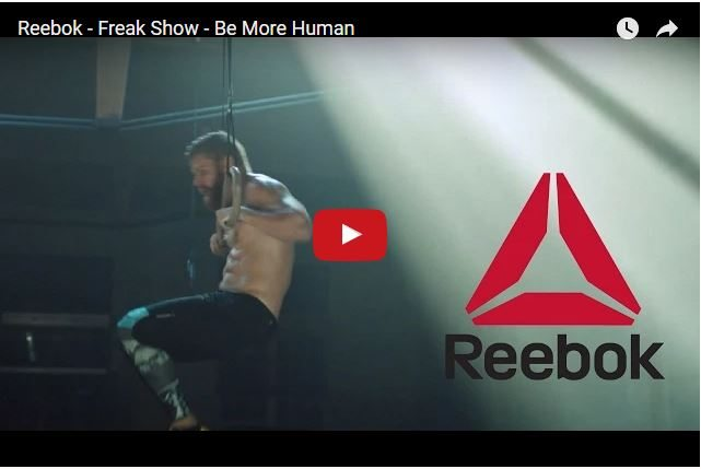MOTIVATION - Reebok: Be More Human