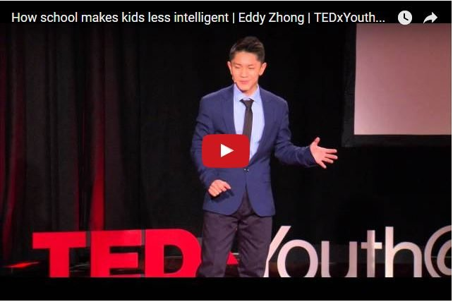 VOICE OF YOUTH - Does School Make Kids Less Intelligent?