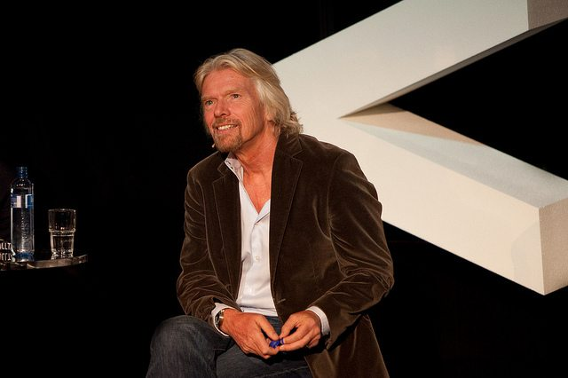 Why Sir Richard Branson Wears A Onesie For Creativity!
