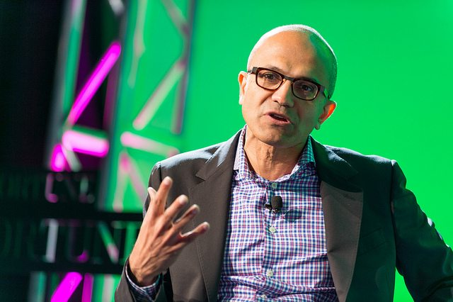 6 Game-Changing Pieces of CEO Advice From Satya Nadella