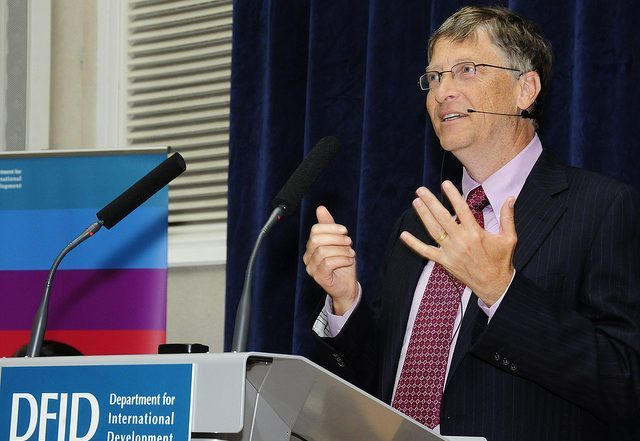 Why Bill Gates Loves People Who Can Lead Themselves