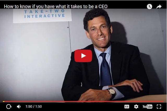 Why Most People Don't Want To Be CEO...