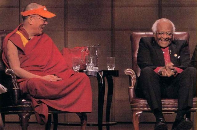Your Potential For Happiness By The Dalai Lama & Desmond Tutu