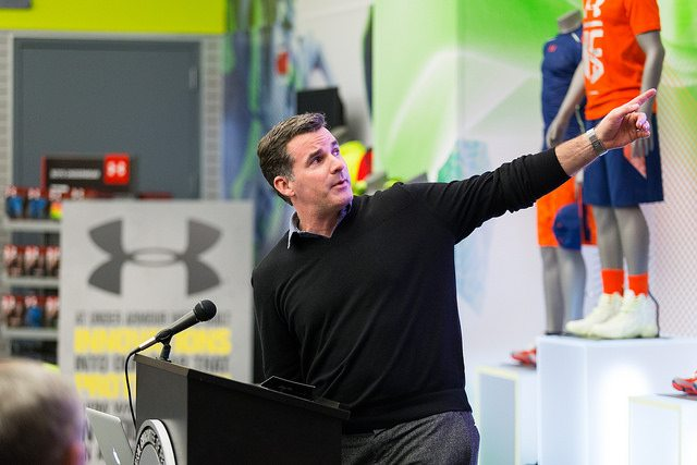 How Under Armour's CEO Turned Them Into a Global Business?