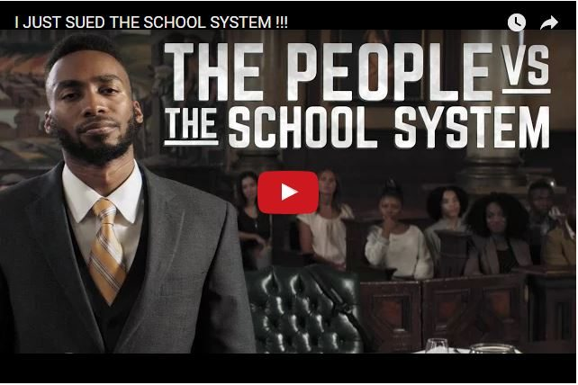 Prince Ea - Has Anything Changed In 150 Years of The School System?