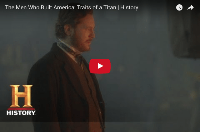 TITANS OF HISTORY: 6 Key Lessons From The Legends Who Built America