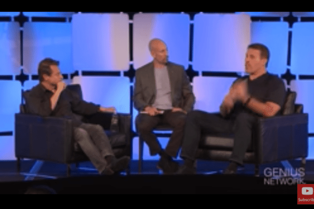 VIDEO - Why Tony Robbins Feels Gratitude On Receipt of a Smile!