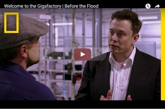 How Elon Musk's Gigafactory Could Solve Our Energy Problems...