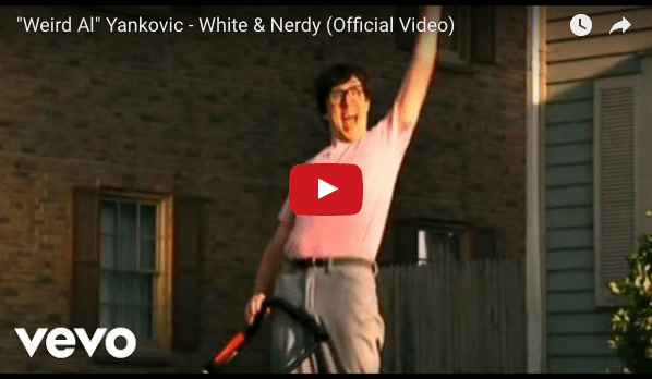 COMEDY - Are You White And Nerdy!?