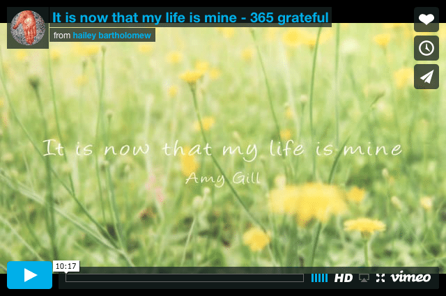 Everyday Legend: Amy Gill - The Healing Power of Gratitude