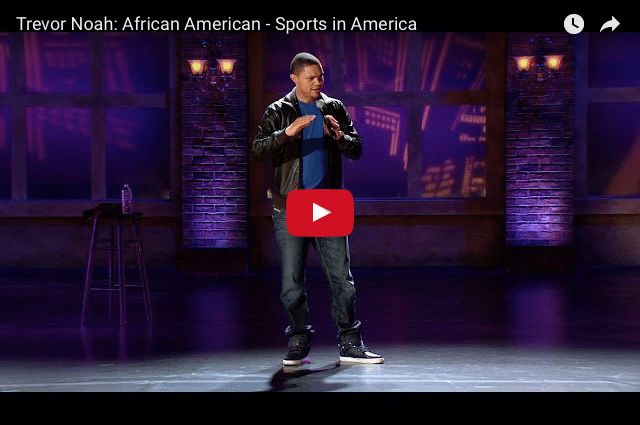 FUNNY: Trevor Noah - Why Do People Love To Analyse Things?