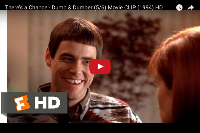 Dumb & Dumber! What Happens When We Hit and Hope?