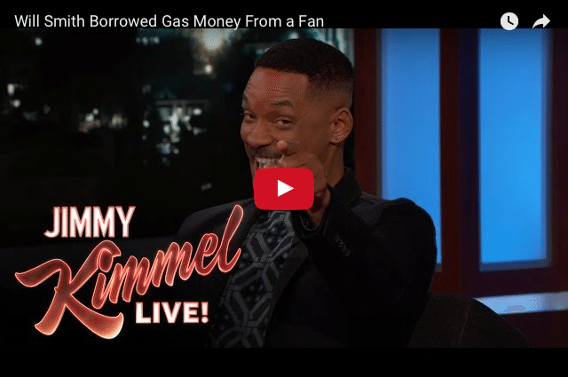 COMEDY: Would You Give Will Smith $10?