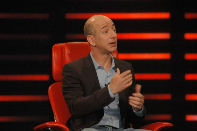 Where Does Jeff Bezos Want To Be When He's 80?