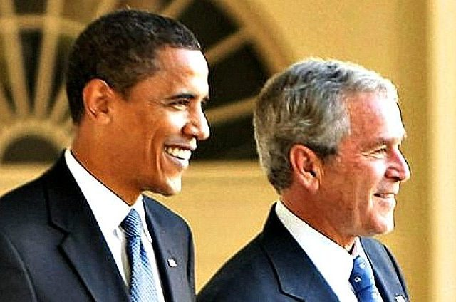 George Bush's Advice For Barack Obama | Legends Work To Free Avalanche Survivors | Top Tweets