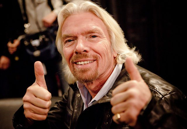 Richard Branson's 'Growth Mindset' | F1 Legend Ross Brawn Returns | British Vogue Editor Steps Down