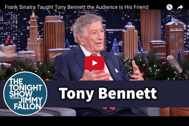 Tony Bennett - The Golden Advice He Received From Frank Sinatra