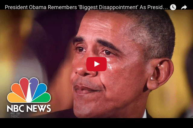 Barack Obama - The Most Emotional & Frustrating Issue of His Presidency
