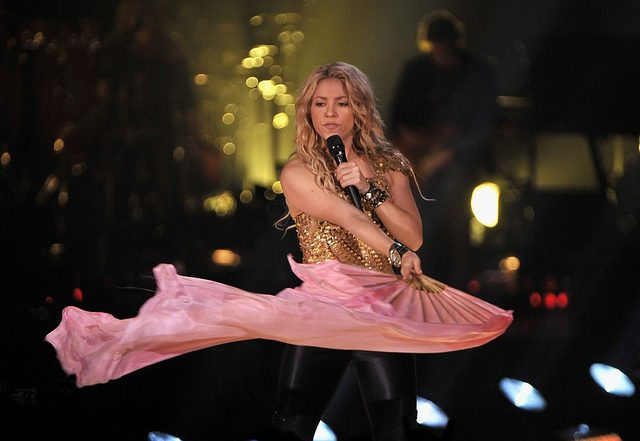 The Amazing Story of Shakira's Award At The World Economic Forum In Davos