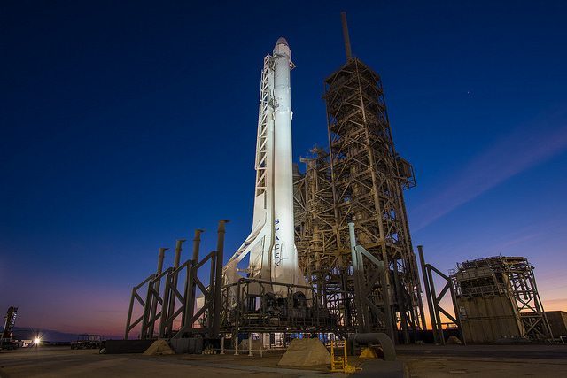 Why Elon Musk's Rocket Launch Was Cancelled With Just 12 Seconds To Go! 2
