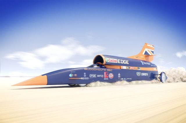 Learning From Space-X NASA & Bloodhound SSC - Legends Do Their Homework!