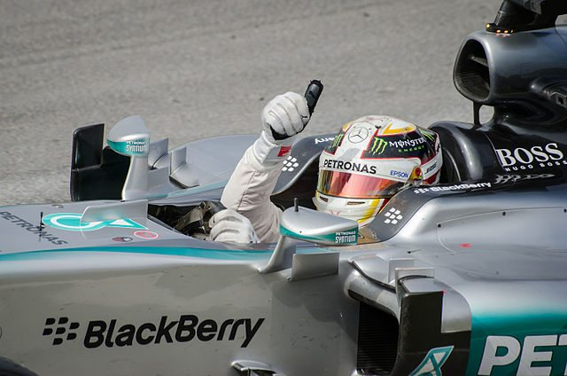Lewis Hamilton Involves & Engages With His Fans' Creativity!