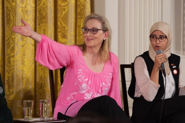 What Did Meryl Streep Want To Be When She Was Younger?