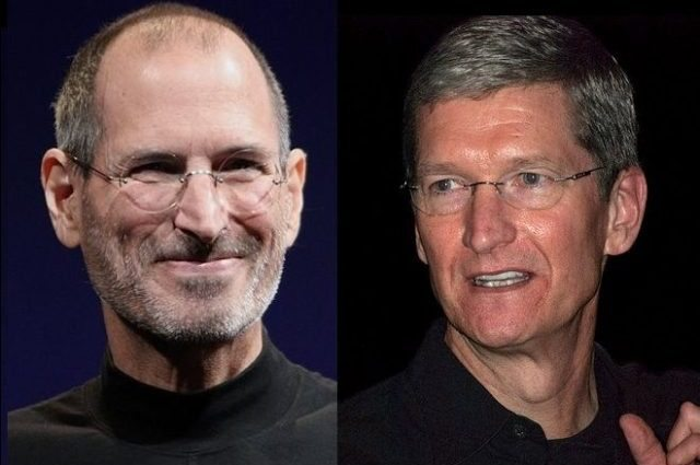 The Day Tim Cook Was First Introduced To Steve Jobs