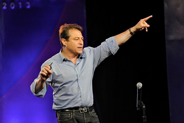 Why Peter Diamandis Tells His Kids To Ask Questions