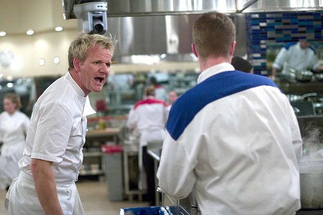 Legendary Comedy - Gordon Ramsey Cuts off Hand! Donald Trump Tries To Drill His Head! 2
