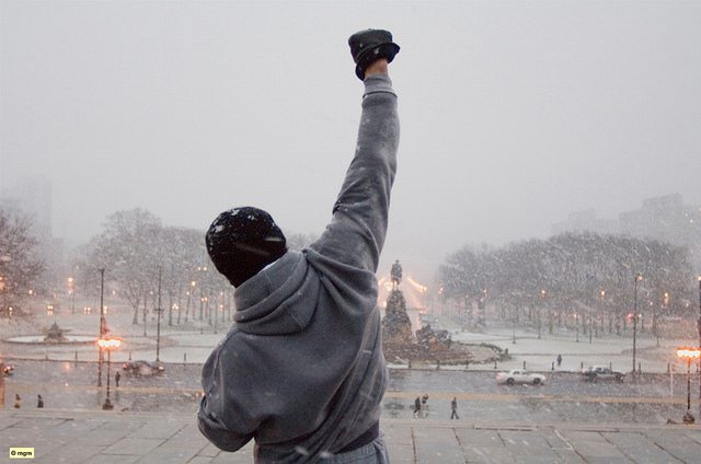 The Incredible Story Behind The Rocky Films