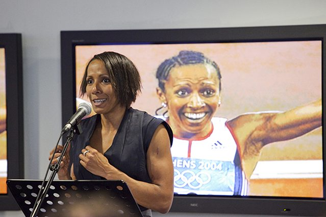 Dame Kelly Holmes - Legends Report