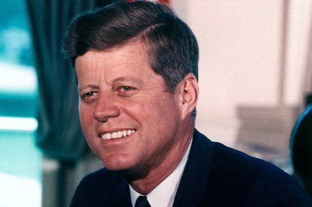 John F. Kennedy's Message of Unity