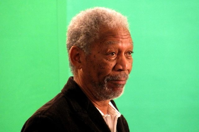Morgan Freeman With a UN Message to Global Leaders 2