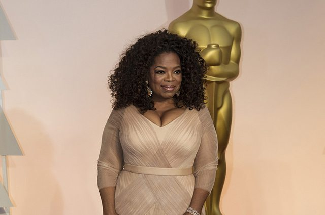 Oprah Winfrey's Humble Beginnings 2