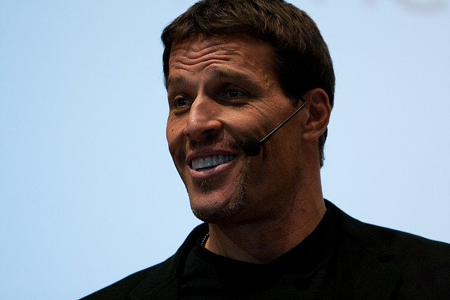Tony Robbins & Abraham Lincoln On Developing Character 1