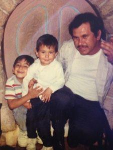 Dad, Big Bro, and I