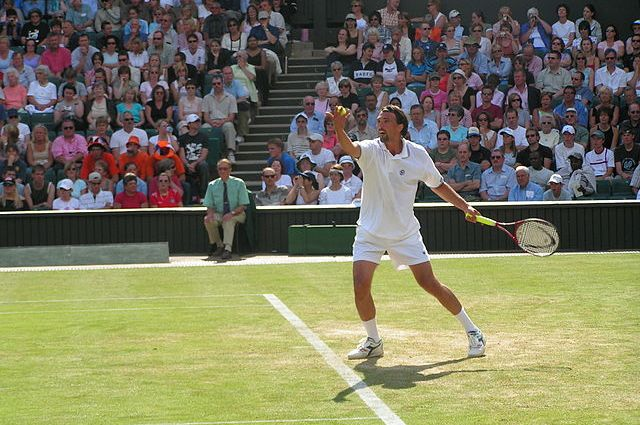 The Incredible Story of How Goran Ivanisevic Won Wimbledon