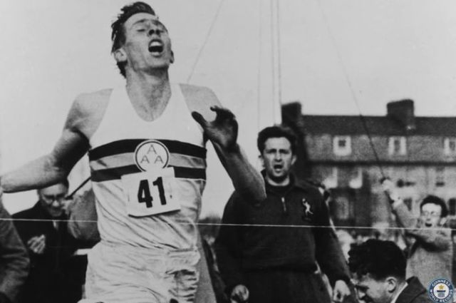 The Amazing Story of Breaking the 4 Minute Mile