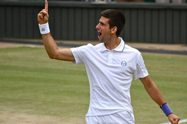 Novak Djokovic - Combining Tennis, Mindfulness & Family 2