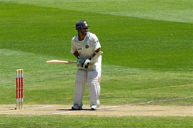 VIDEO - A Lesson On Patience From Sachin Tendulkar