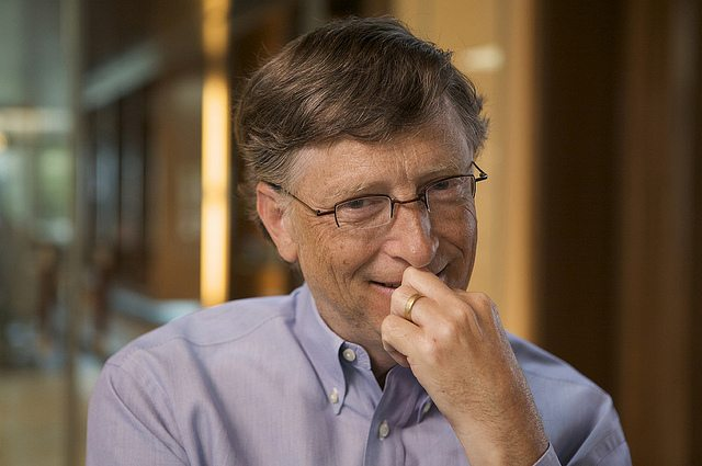 TWEET - Bill Gates - What It Means to Be Human