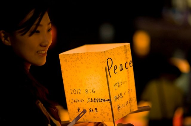 Hiroshima 70 Years On - A Survivor's Journey of Forgiveness
