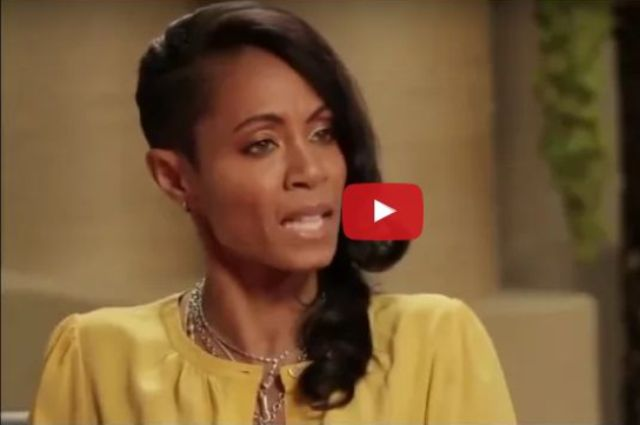 Jada Pinkett-Smith On Being a Mother and a Wife 2