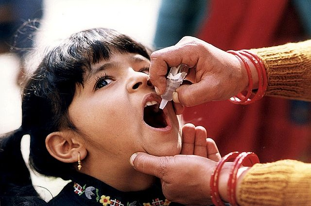 TWEET - Latest From the Gates Foundation On Eradicating Polio 2