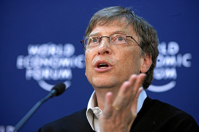 TWEET - Bill Gates On Making Global Poverty a Thing of the Past