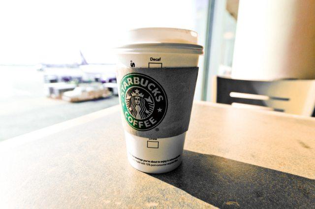 Starbucks - Legends Report