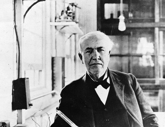 Thomas Edison - You'll Never Invent Alone! 2