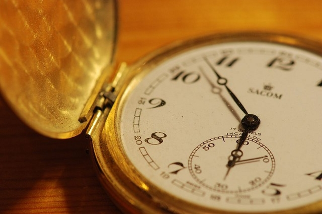 Time Is What We Want Most, But What We Use Worst 2