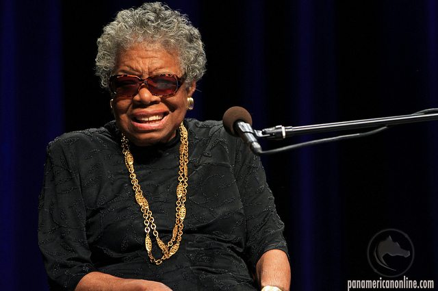 VIDEO Maya Angelou - Why Choose Your Words
